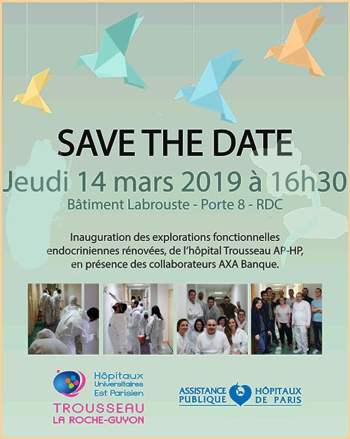 Le beau projet d'AXA BANQUE à l'hôpital Trousseau