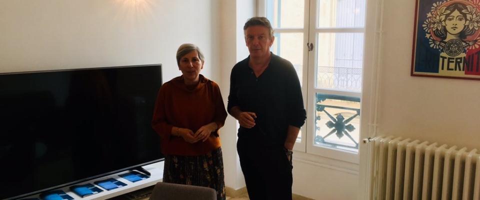 Rencontre avec Philippe Berta, député du Gard
