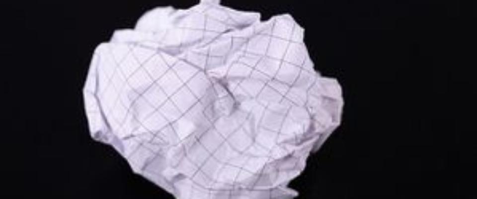 """Campagne de sensibilisation à la croissance des enfants, projet """"boulette de papier"""""""