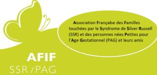 AFIF SSR PAG – Association Française des Familles touchées par le syndrome de Silver Russell (SSR) et des personnes nées Petites pour l'Age Gestationnel (PAG) et leurs amis