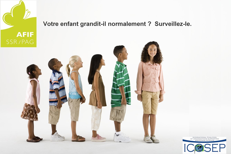 Campagne de sensibilisation à la croissance des enfants 2021 aux côtés d'ICOSEP